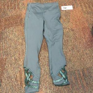 Pants - Sage Green Workout Pants Size Small